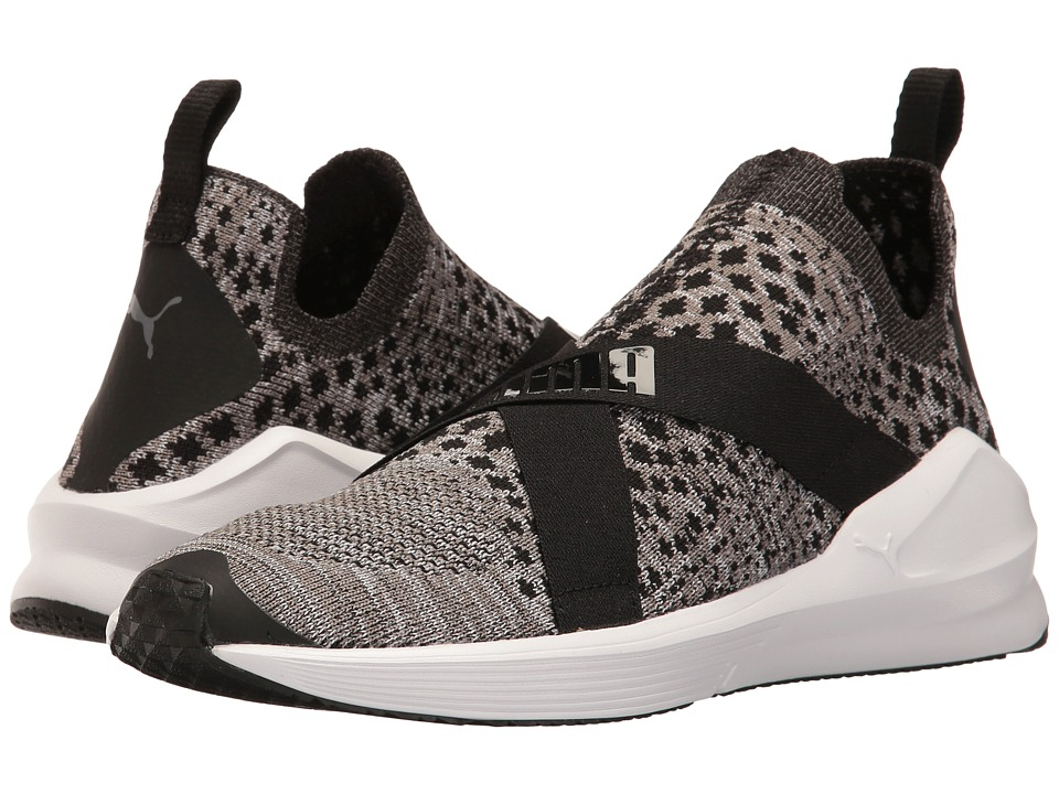 PUMA Fierce Evoknit (Puma Black/Puma White) Women