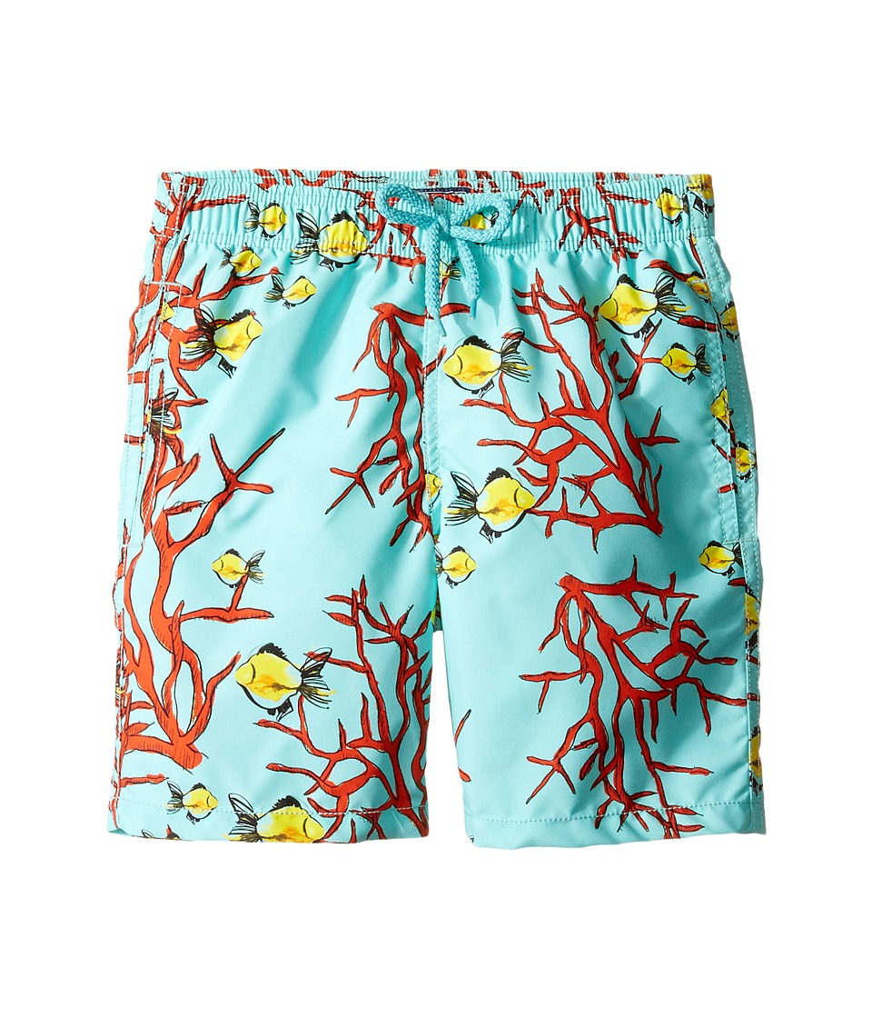 Vilebrequin Kids - Coral and Fish Swim Bottom