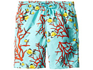 Vilebrequin Kids Coral and Fish Swim Bottom (Big Kids)