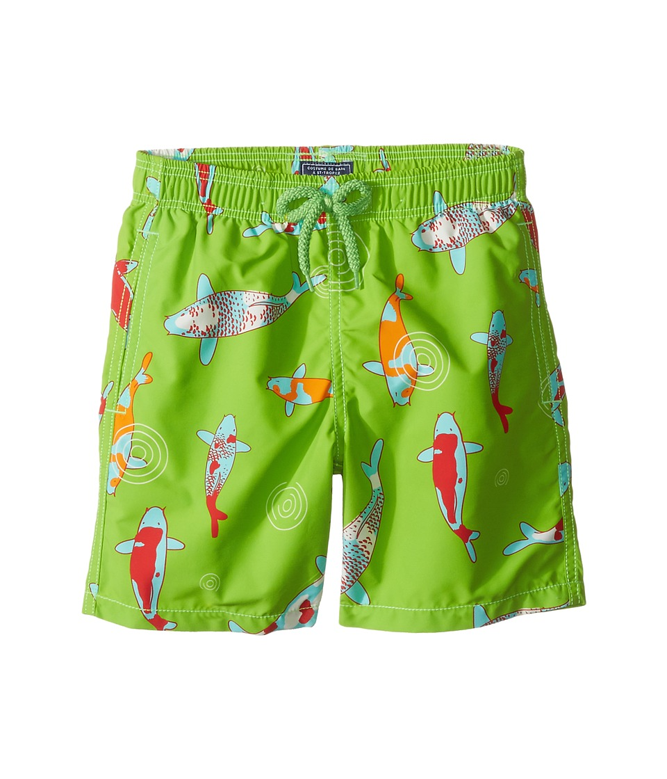 Vilebrequin Kids - Peaceful Carps Swim Trunk
