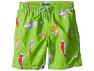 Vilebrequin Kids Peaceful Carps Swim Trunk (Big Kids)