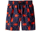 Vilebrequin Kids Japan Turtles Swim Trunk (Big Kids)