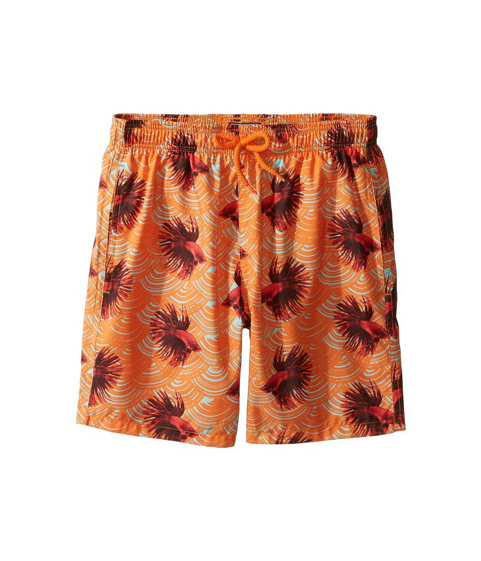 Vilebrequin Kids - Sashimi Exotic Swim Trunk