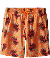 Vilebrequin Kids - Sashimi Exotic Swim Trunk (Big Kids)