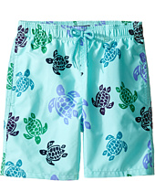 Vilebrequin Kids - Turtle Dance Swim Trunk (Big Kids)
