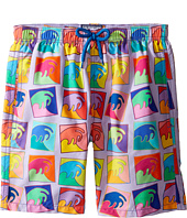 Vilebrequin Kids - Alex Isreal Swim Trunk (Big Kids)