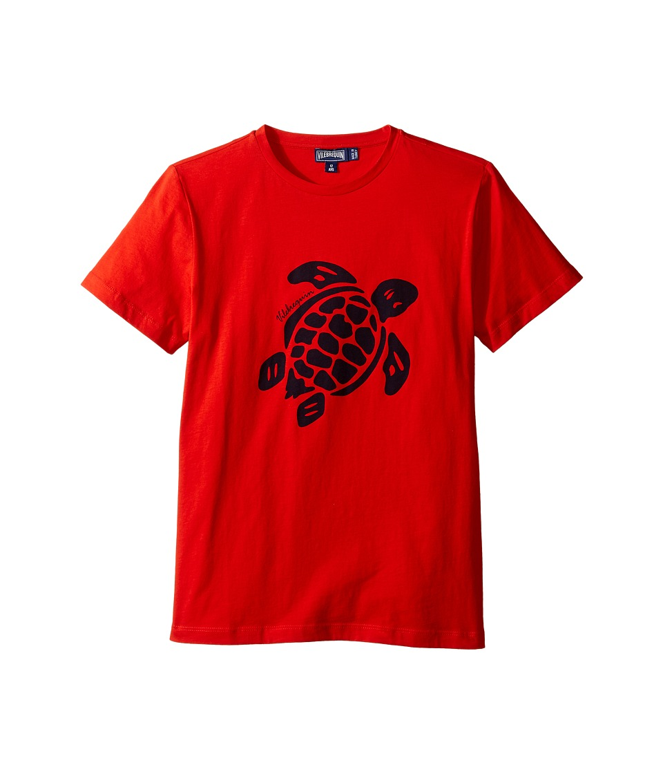 Vilebrequin Kids - Turtle Graphic Tee