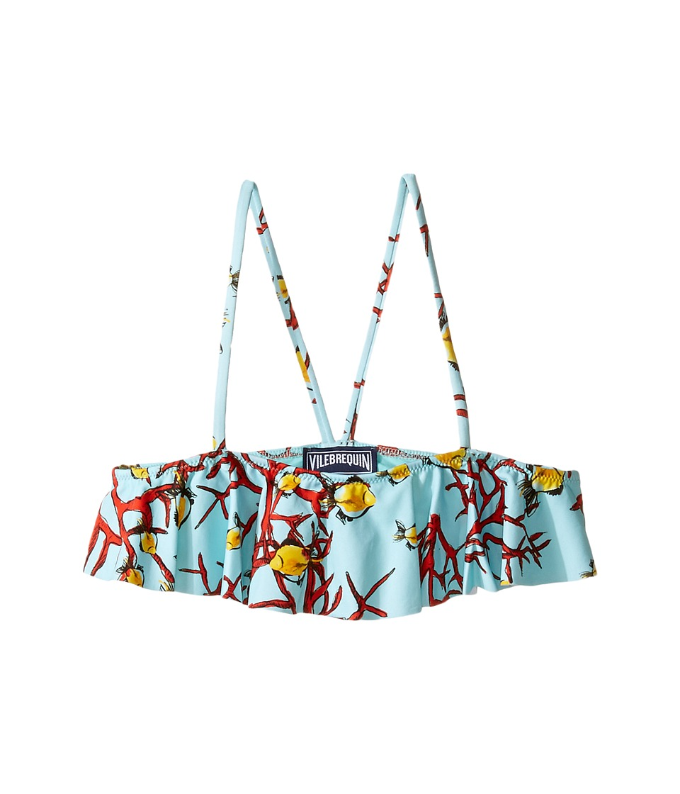 Vilebrequin Kids - Coral Fishes Swimsuit Top