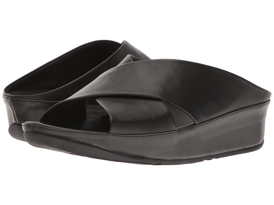 FitFlop - Kys Slide (All Black) Women's Sandals