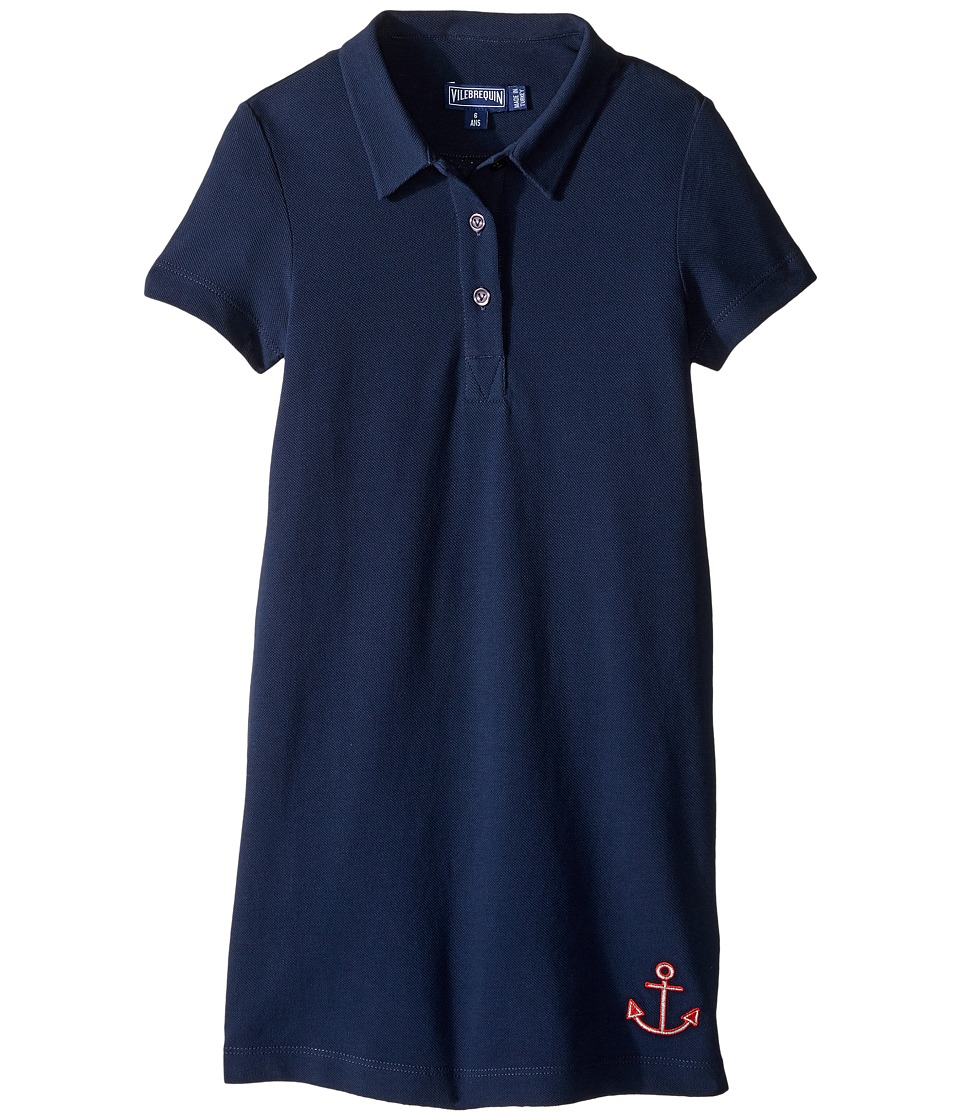 Vilebrequin Kids - Polo Dress Cover-Up