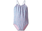 Vilebrequin Kids Micro Turtles One-Piece Swimsuit (Toddler/Little Kids/Big Kids)