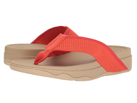 FitFlop Surfa - Hot Coral/Sporty Pink