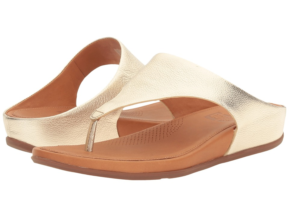 FitFlop Bandatm (Pale Gold) Women