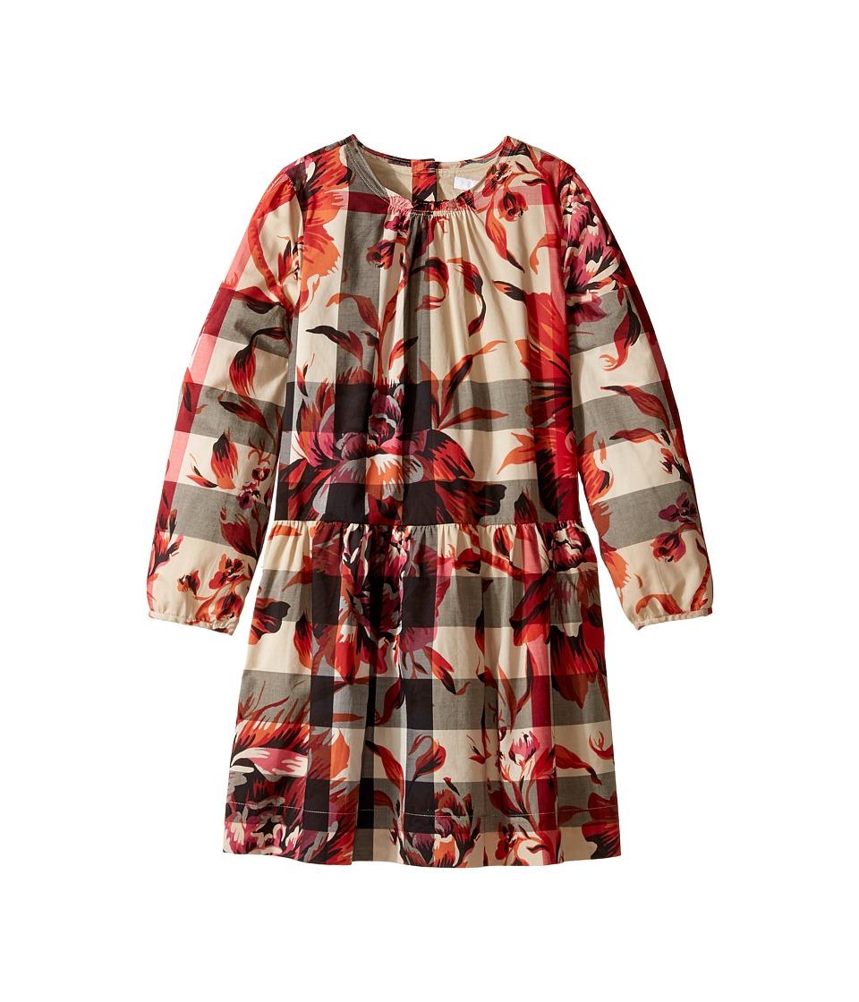 Burberry Kids - Tais Dress (Little Kids/Big Kids) (Pink A...