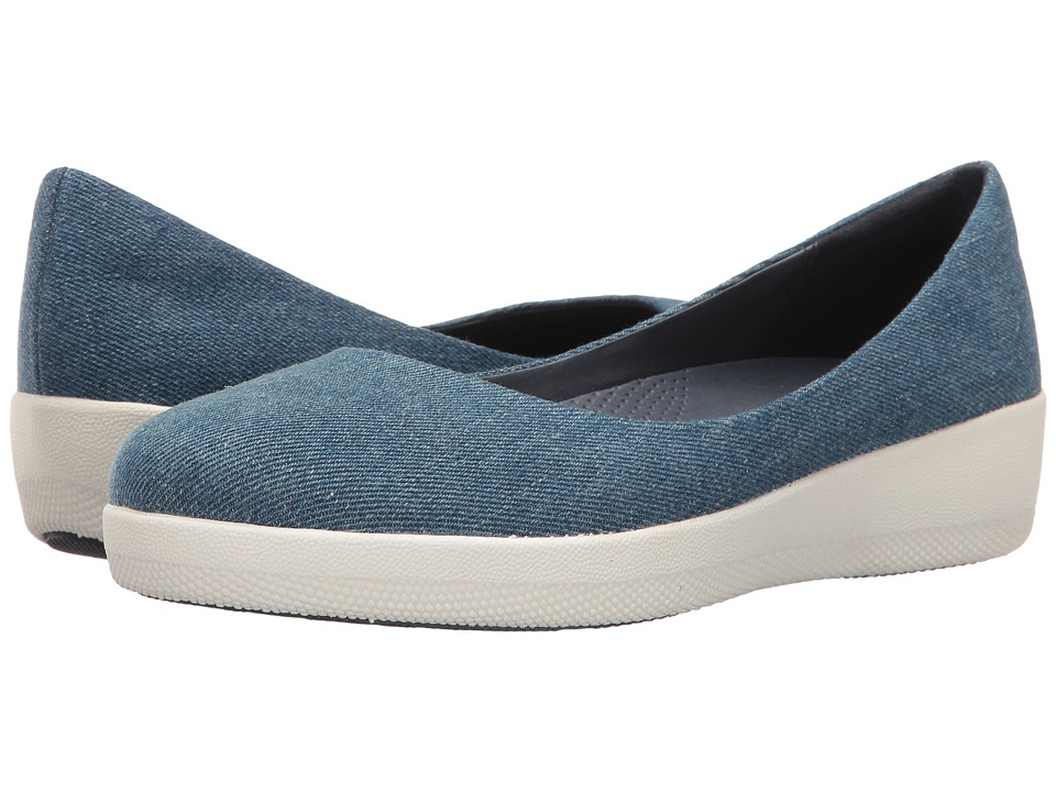 FitFlop - Denim Superballerina