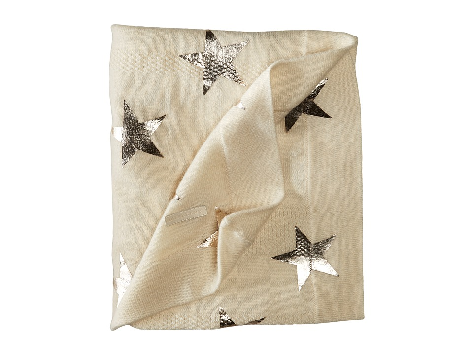 Burberry Kids - Star Blanket (Ivory) Sheets Bedding