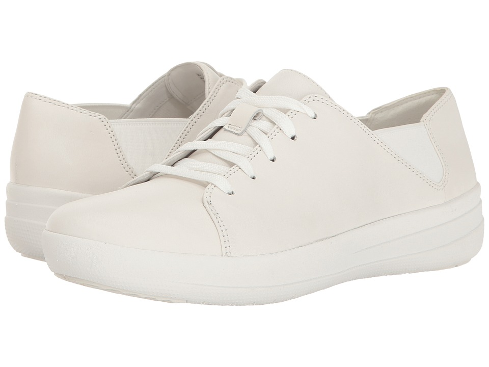 FitFlop Sporty Lace-Up Sneaker (Urban White) Women