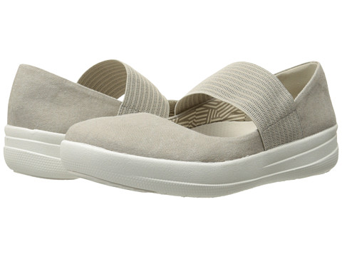 FitFlop Sporty Mary Jane - Toasty Beige