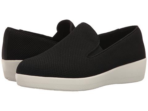 FitFlop Uberknit Slip-On Skate - Black