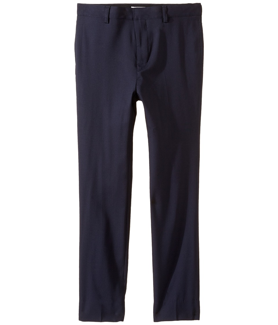 Burberry Kids - Tuxy Trouser Pants (Little Kids/Big Kids) (Navy) Boys Casual Pants