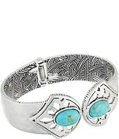 The Sak - Stone Hinge Cuff Bracelet