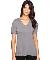 Blank NYC - Loose T-Shirt in Grey Matters