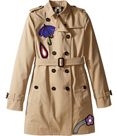 Burberry Kids - Sandrigham Trench Coat (Little Kids/Big Kids)