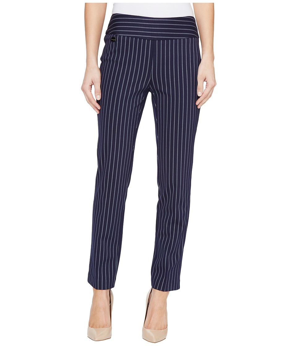 Lisette L Montreal - Tailored Stripe Hollywood Print Ankl...