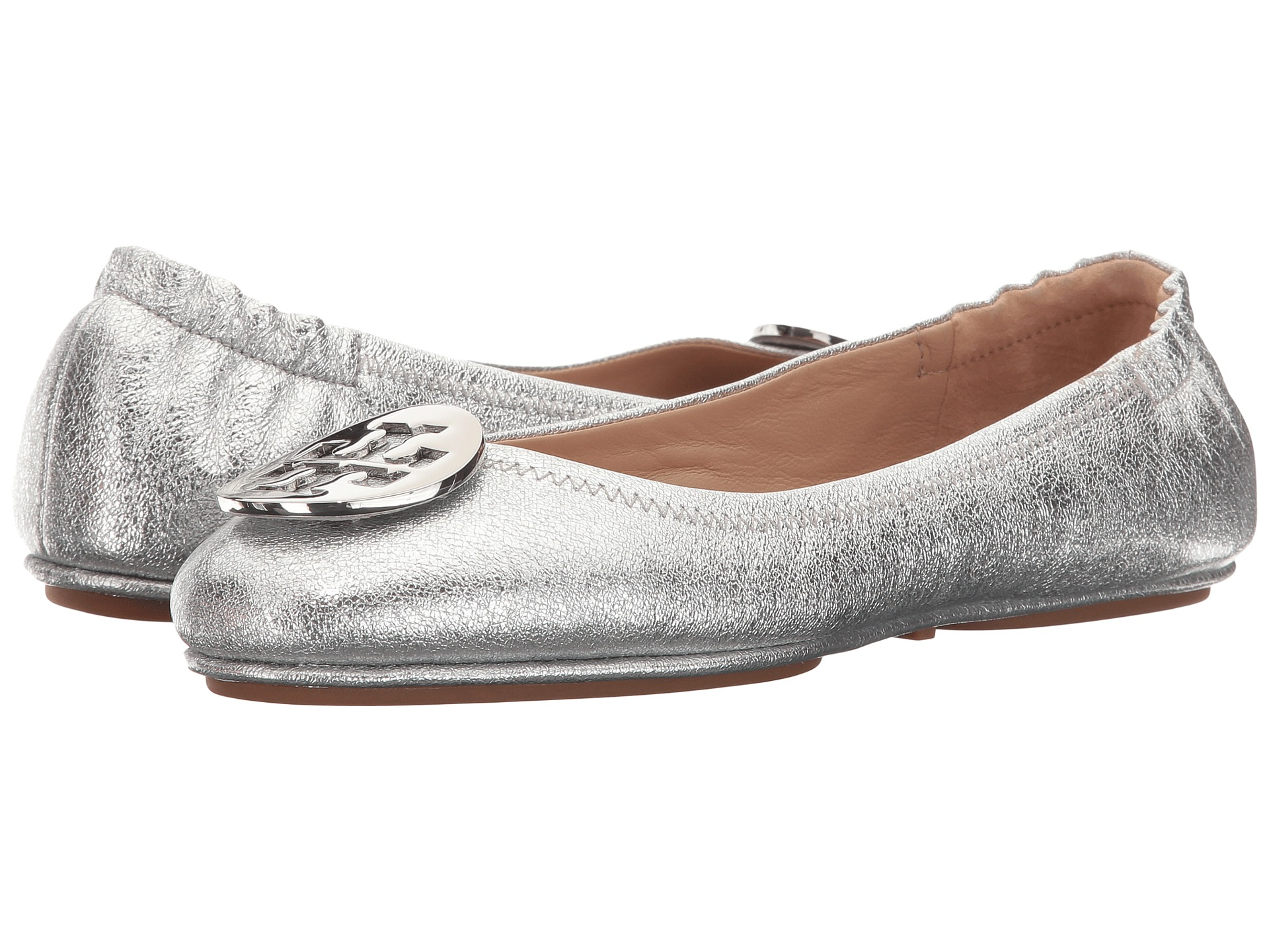 Tory Burch Minnie Travel Ballet At Zappos