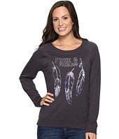 Cruel - Long Sleeve Raglan Pullover