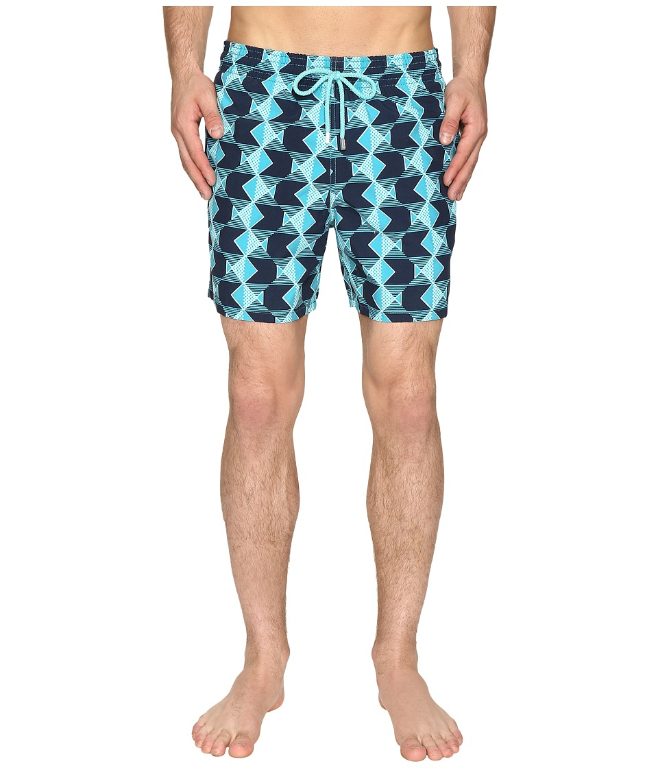 Vilebrequin Vilebrequin - Moorea Graphic Fish Swim Trunk