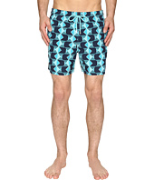 Vilebrequin - Moorea Graphic Fish Swim Trunk