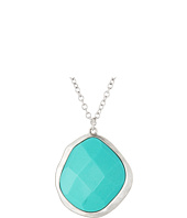 The Sak - Stone Pendant Chain Necklace 36