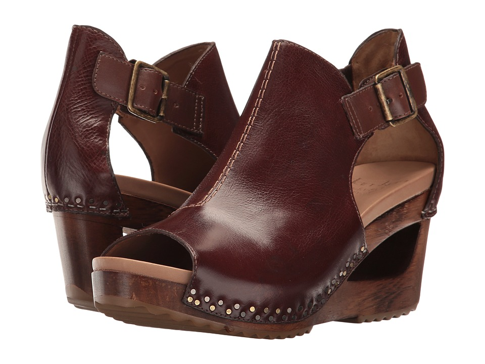 Dansko Sable (Brown Tumbled Calf) Women