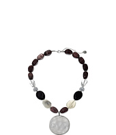 The Sak - Color Block Stone Necklace 18