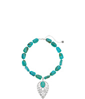 The Sak - Beaded Collar with Pendant Necklace 16