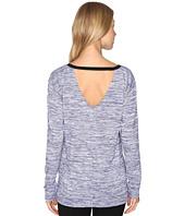 Calvin Klein Jeans - Marl Long Sleeve V-Back Tee