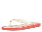 Tory Burch - Classic Flip-Flop (Ivory/Avalon)