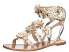 Tory Burch - Blossom Gladiator Sandal (Spark Gold)