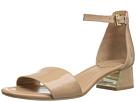 Tory Burch - Finley 40mm Sandal (Tory Beige)