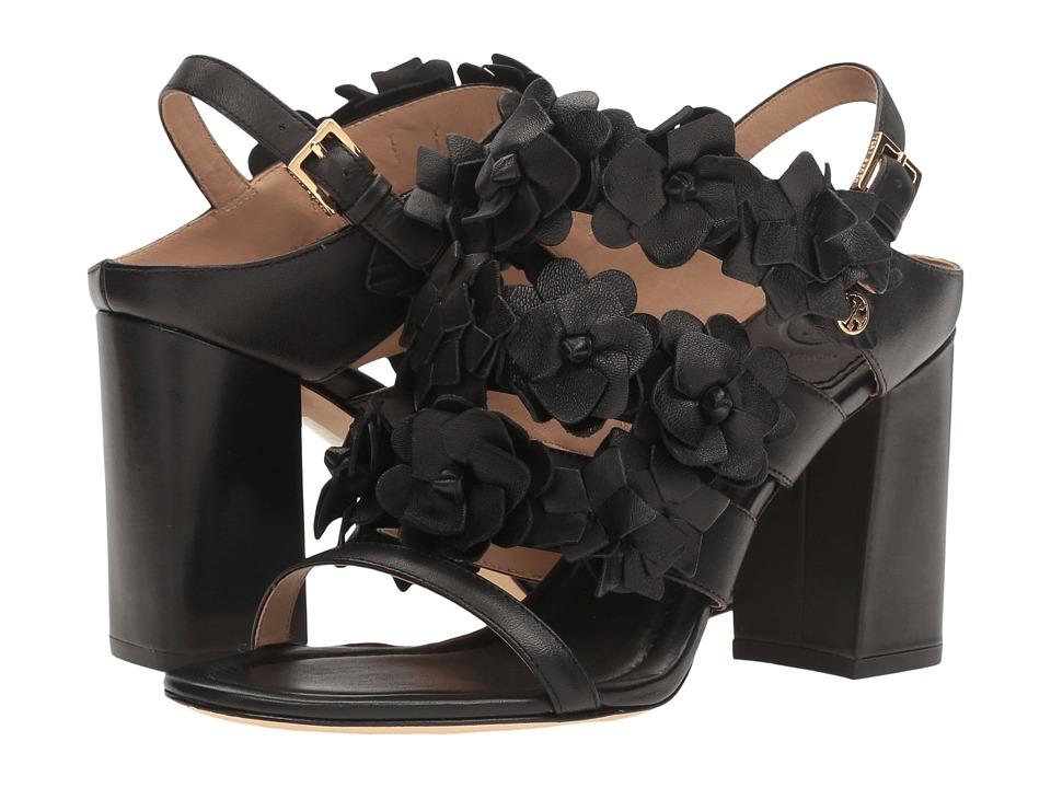 Tory Burch Blossom 65mm Sandal (Black) Women