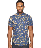 Original Penguin - Short Sleeve Peanut Printed Pullover