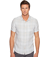 Original Penguin - Short Sleeve Linen Plaid
