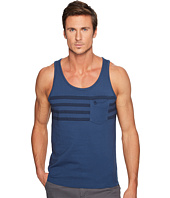 Original Penguin - Placed Zebra Tank Top