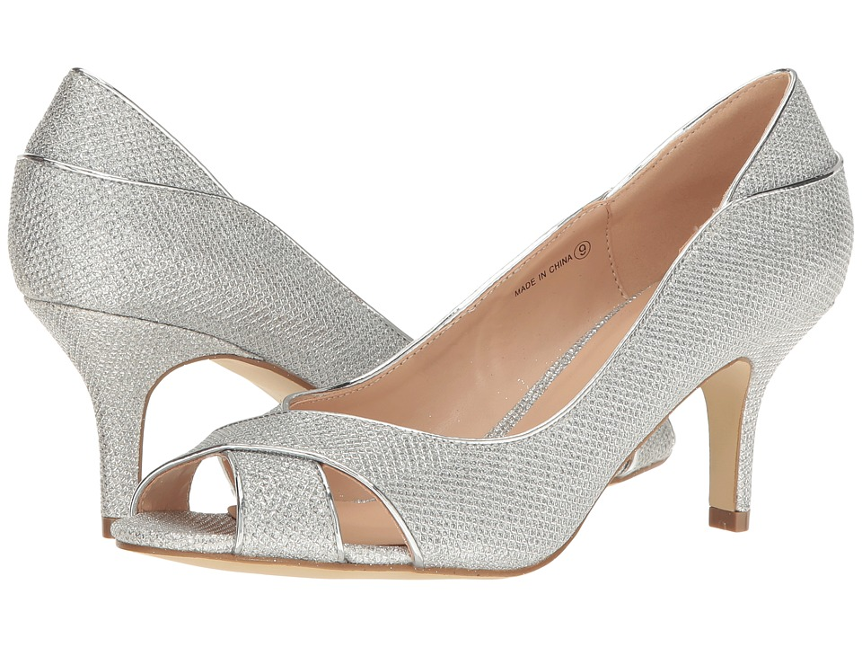 Paradox London Pink Adele (Silver) High Heels