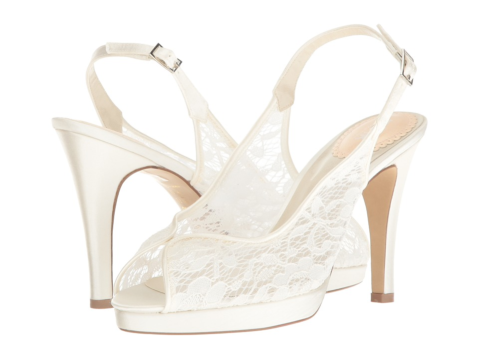 Paradox London Pink Affinity (Ivory) High Heels