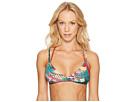 Roxy - Cuba Gang Athletic Tri Bikini Top