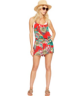 Roxy - Sandy Break Romper Cover-Up
