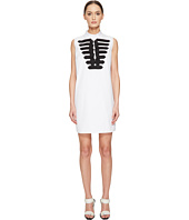 DSQUARED2 - Cotton Poplin Marching Shirt Dress
