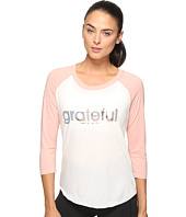 Spiritual Gangster - Grateful Lotus Baseball Raglan